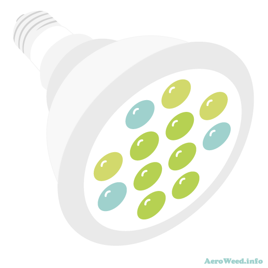 36W-LED-Grow-light-bulb-illustration