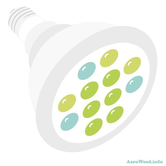 36W-LED-Grow-light-bulb-illustration